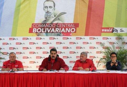 Maduro no piensa convocar a elecciones en un futuro próximo