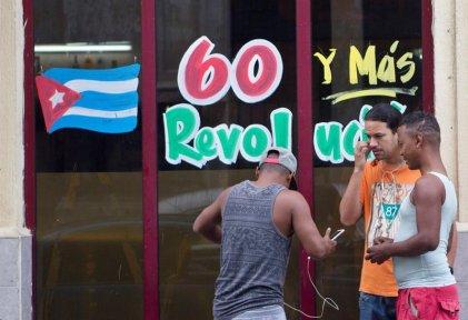 A 60 años de la Revolución cubana