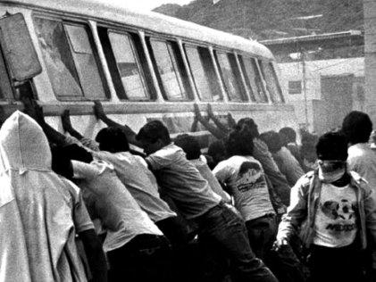 """27 y 28F del 89: golpe de muerte al """"Puntofijismo""""*"""