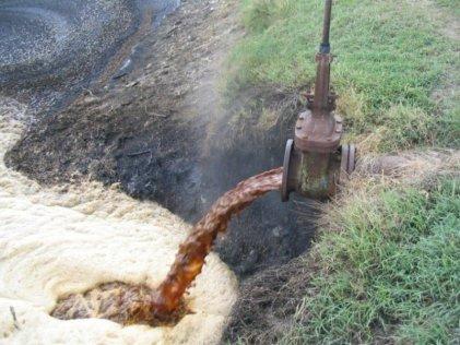 Vecinos denuncian problemas de salud por la contaminación del Arroyo Saladillo