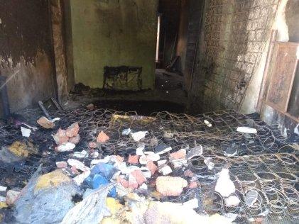 Crimen social en Laferrere: mueren una joven y un niño al incendiarse su casa