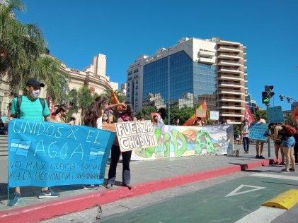 Firmes contra la megaminería: Córdoba también se hizo parte contra el plan de Arcioni