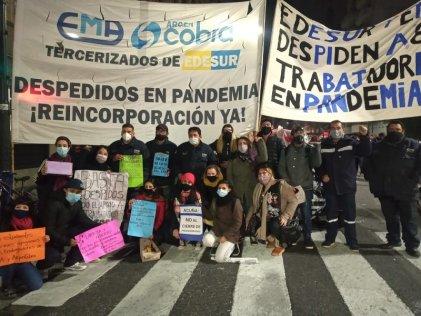 Estudiantes terciarios de CABA se solidarizan con despedidos de EMA y ArgenCobra
