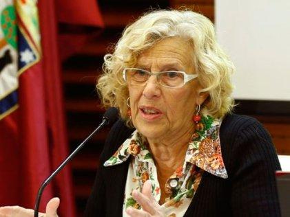 Carmena se alinea con el PP y C's de Madrid para garantizar un pelotazo urbanístico