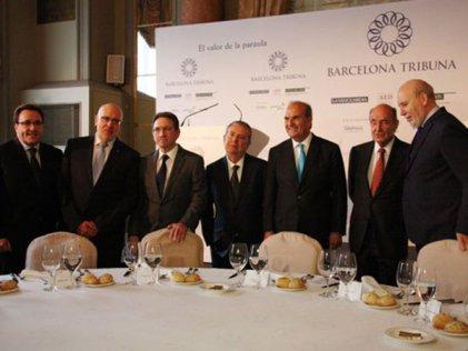 La gran patronal catalana agradece a CCOO su pasividad frente a la crisis