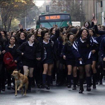 Chile: juventud y tradición de lucha