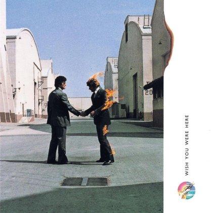 Wish you were here, un discazo de Pink Floyd