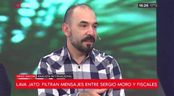 """""""El Lava Jato es una operación digitada por Estados Unidos"""""""