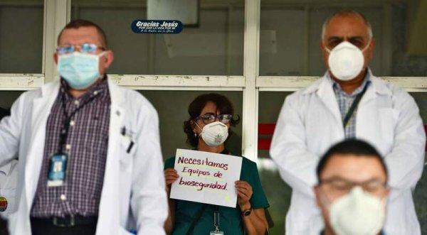 Honduras: médicos cerrarán hospitales si el Gobierno no para las maquilas