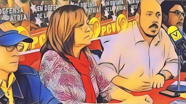 """La estrategia del PCV frente al chavismo: de la """"distención"""" y el seguidismo a la """"defensa del legado"""""""