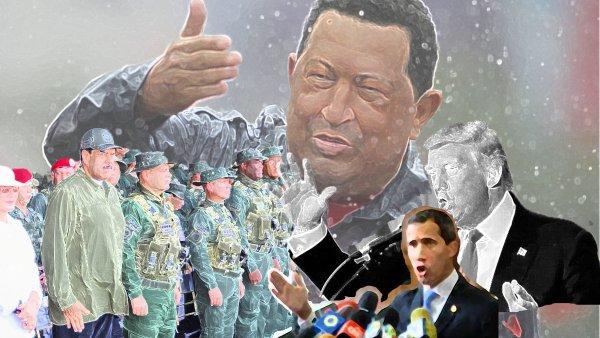 """La """"crisis orgánica"""": entre la injerencia imperialista y el fracaso del chavismo como """"gran empresa política"""""""