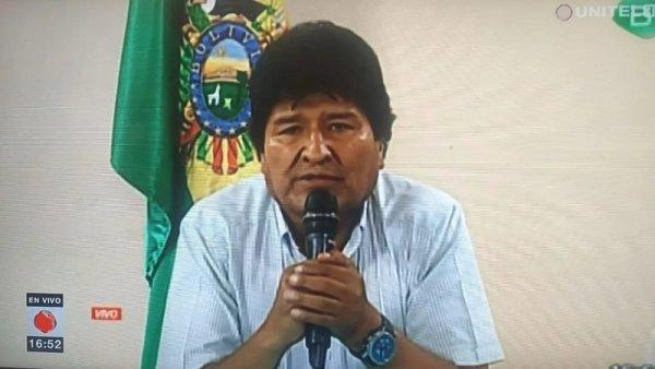 Bolivia: ¡Abajo el golpe cívico militar religioso!