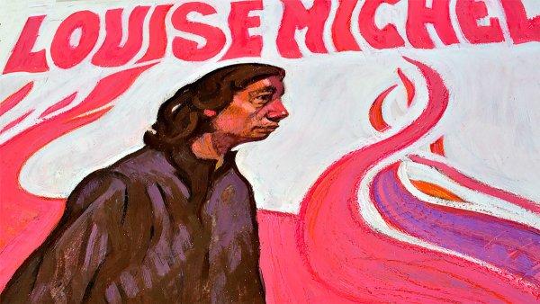 [Historia gráfica] Louise Michel, combatiente de la Comuna de París