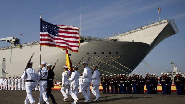 El progresismo español, socio militar del imperialismo norteamericano