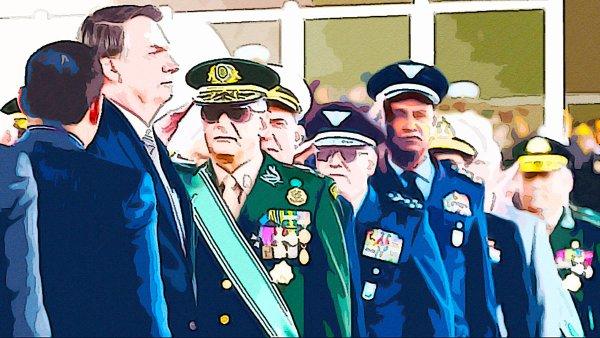 Brasil: ¿los militares están aquí para quedarse o estallará la lucha de clases?
