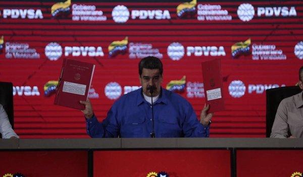 Maduro en PDVSA: reestructuración por arriba y represión por abajo para un giro aperturista