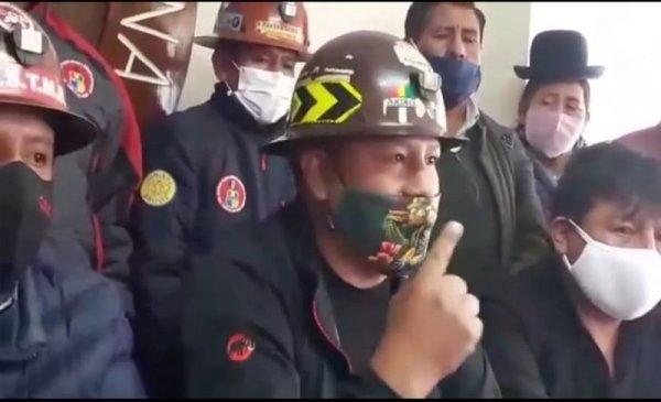 """Sindicatos dan ultimátum al Gobierno boliviano: """"Elecciones nacionales o convulsión social"""""""