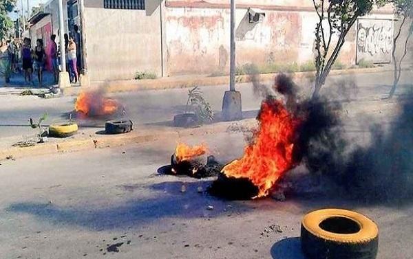Guardia Nacional asesinó de un disparo a joven embarazada en protesta por perniles