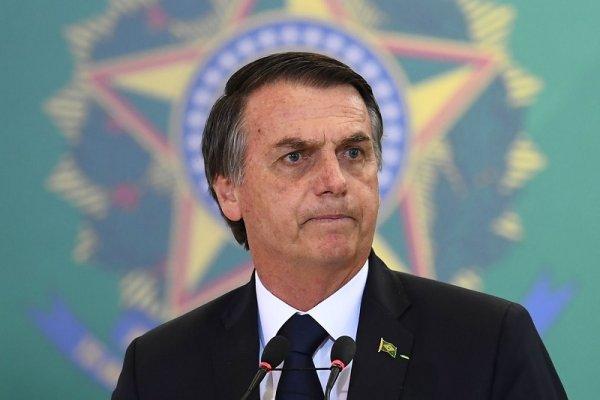 "Bolsonaro desatado en Washington: ""Debemos liberar a Venezuela"""