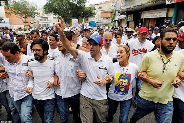 """La MUD y su demagogia """"democrática"""""""